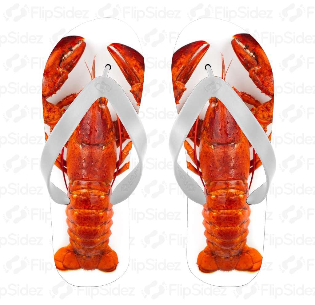 Lobster Flip Flops Flip Flops