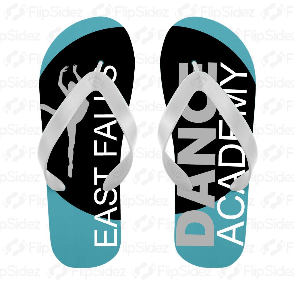 Dance School Flip Flops Flip Flops
