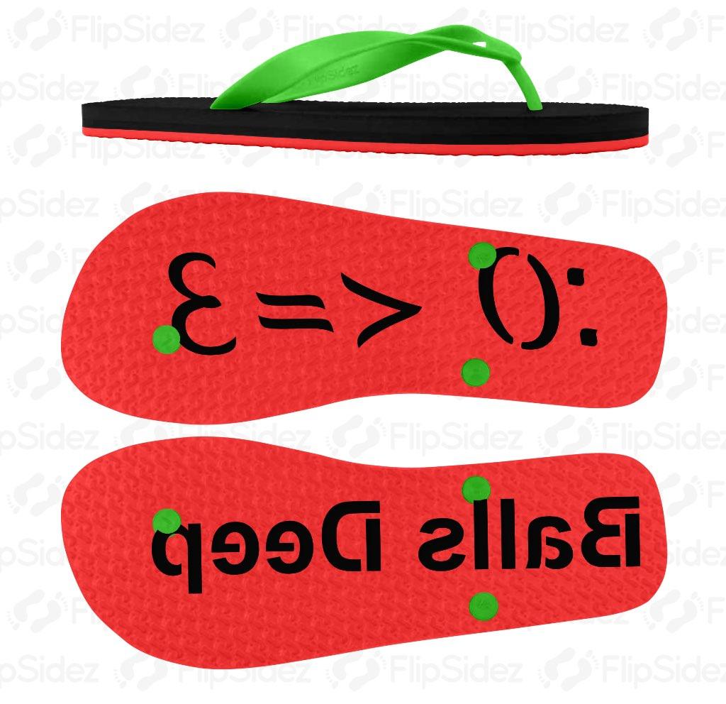 Lol Flip Flops