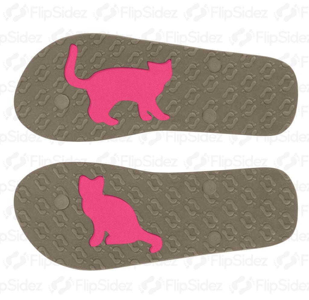 CATS! Flip Flops