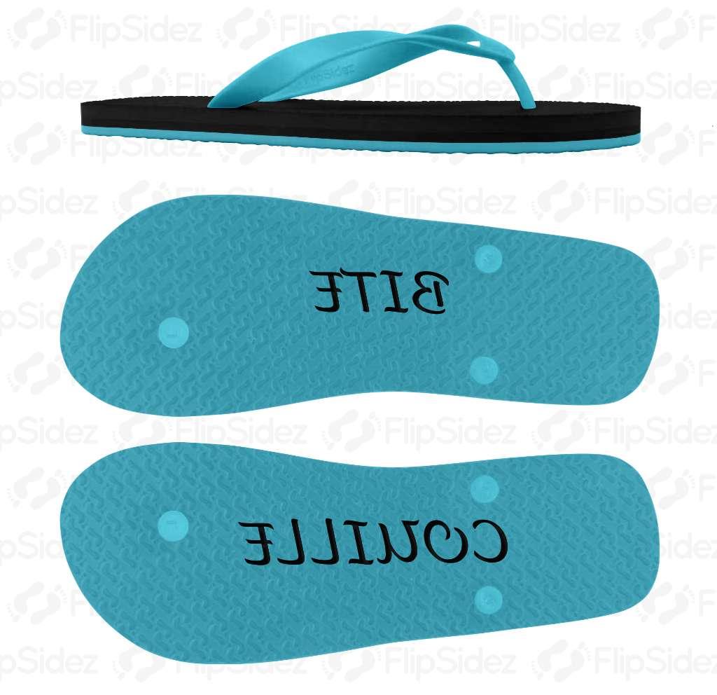 Beaud' Flip Flops