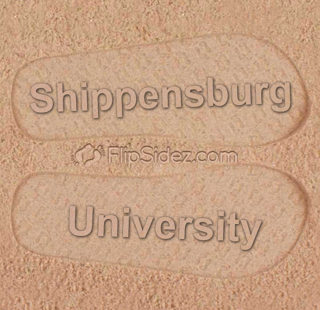 University Name Flip Flops