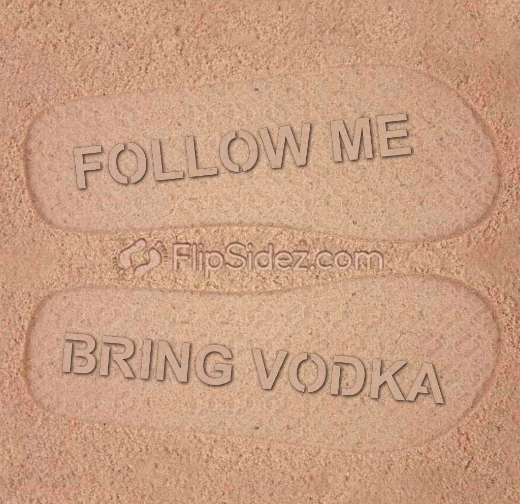Follow Me Bring Vodka