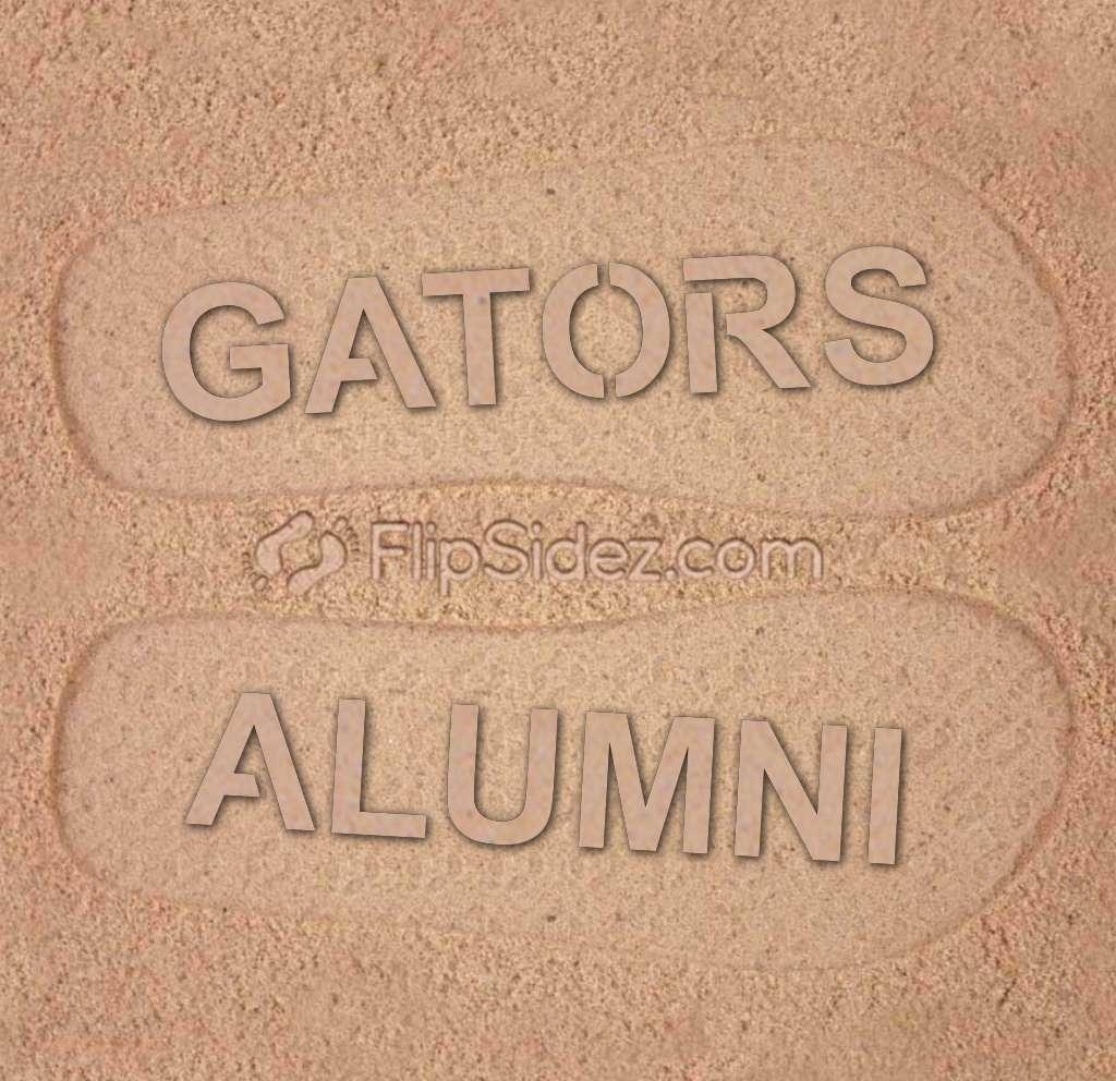 School Alumni  Flip Flops