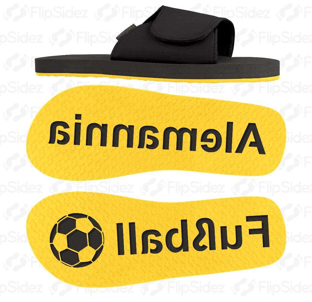 benutzerdefinierte Team Sandalen Flip Flops