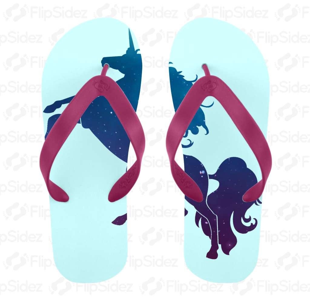 Unicorn Flip Flops Flip Flops