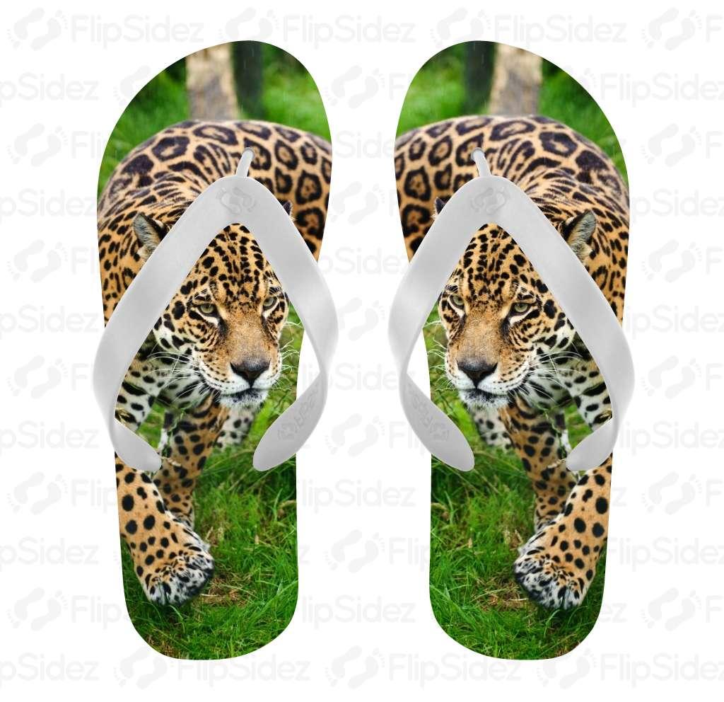 Leopard Flip Flops Flip Flops