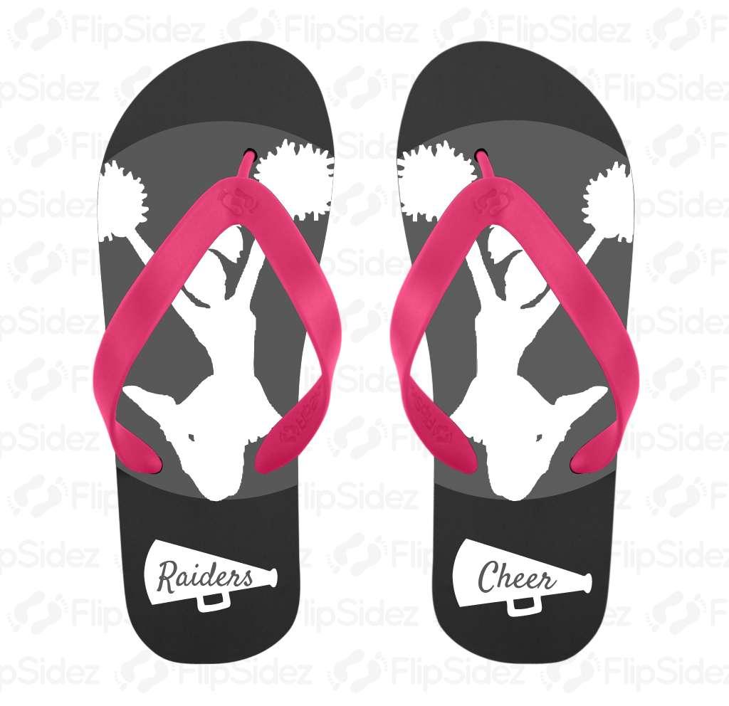 Cheerleader Flip Flops Flip Flops