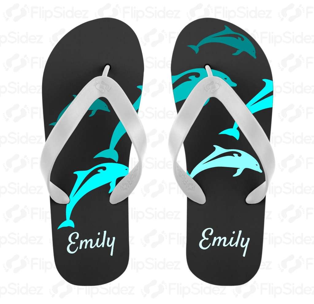 Dolphin Flip Flops Flip Flops