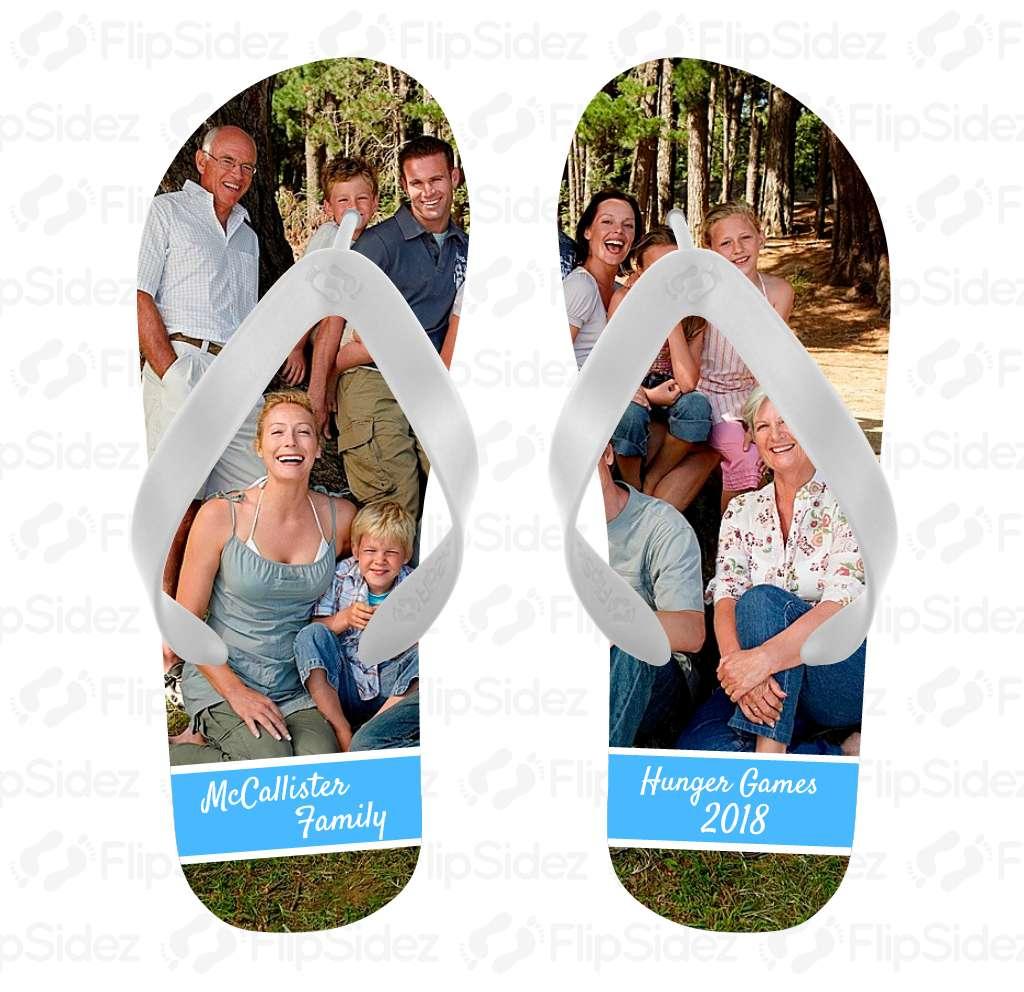 Family Reunion Flip Flops Flip Flops