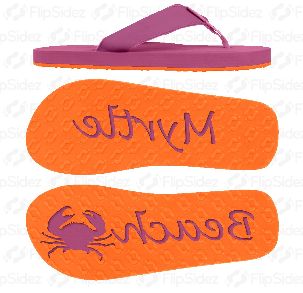 Myrtle Beach Flip Flops