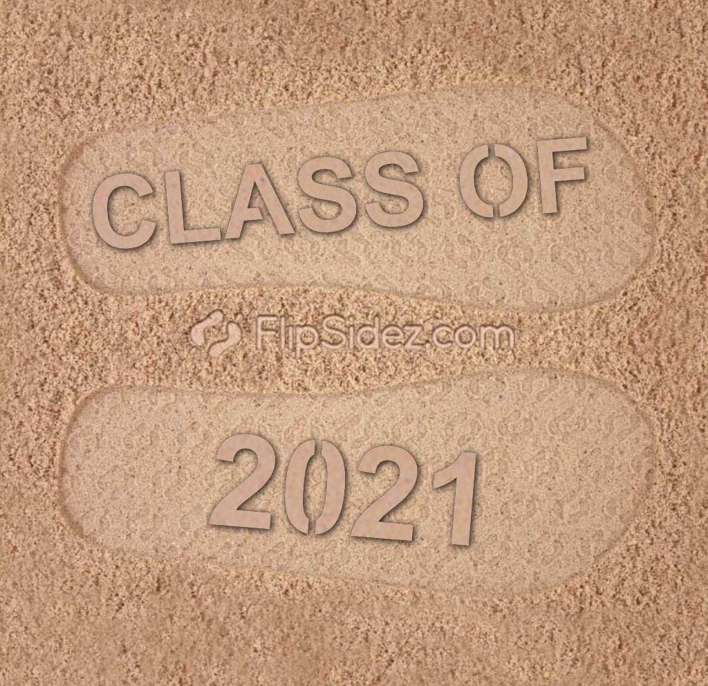 Class of YEAR Flip Flops