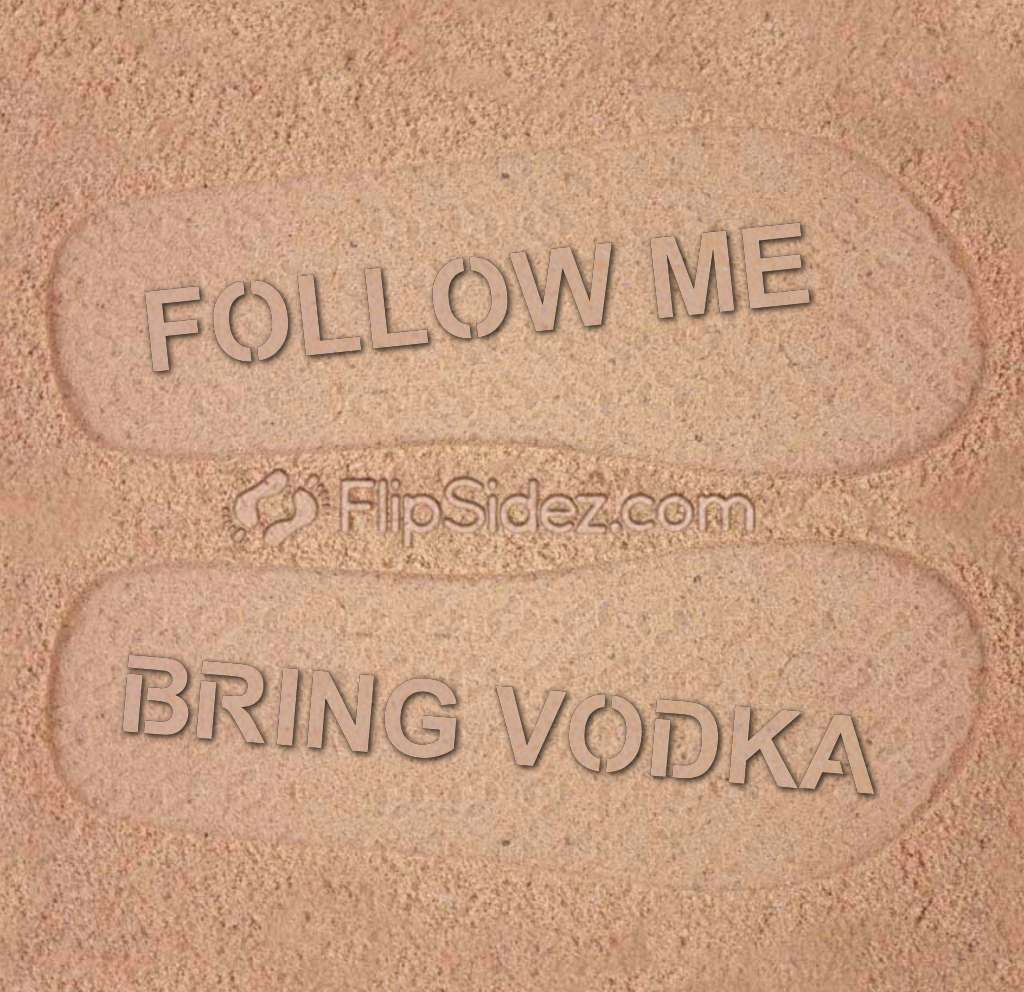 Follow Me Bring Vodka