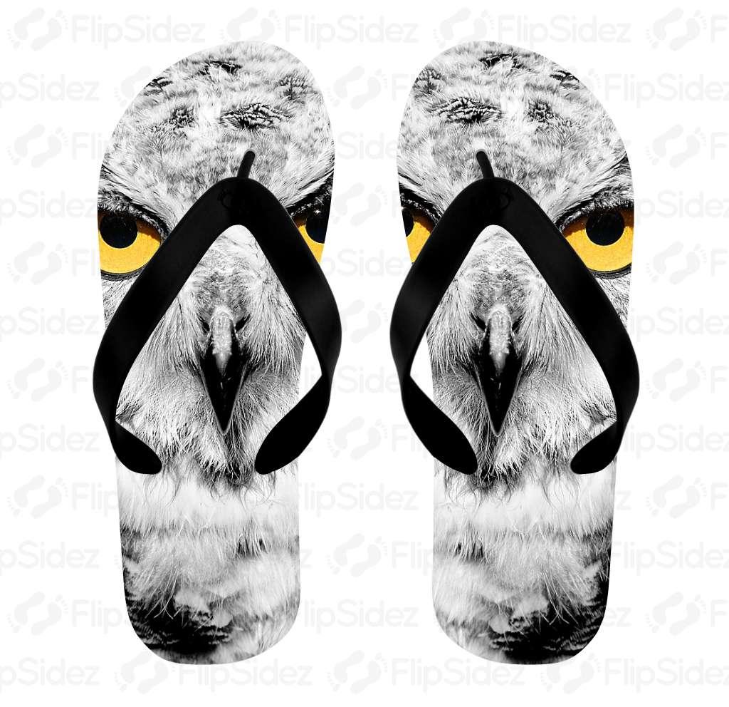 Owl Flip Flops Flip Flops