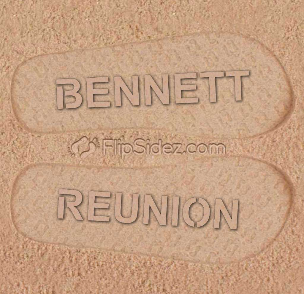 Family Reunion  Flip Flops