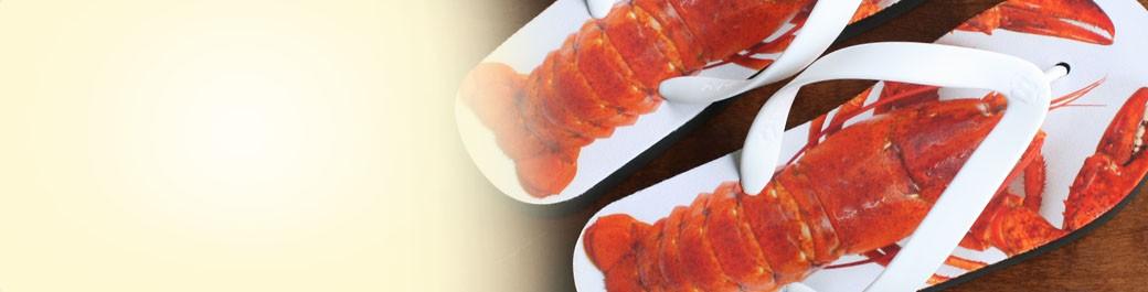 Funny Flip Flops