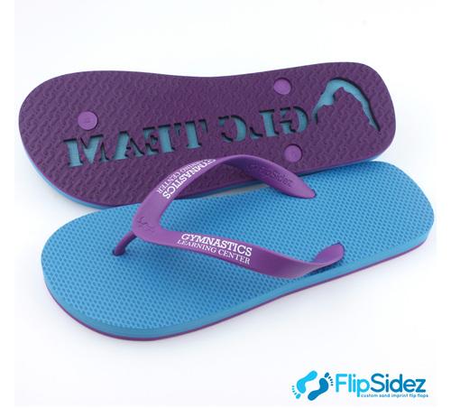 Custom Branded Flip Flops
