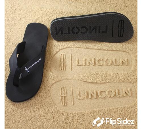 Custom Logo Sandals