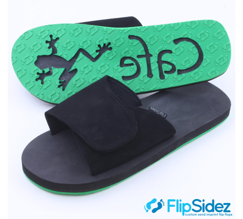 Custom Logo Slides